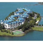 Mediterranean Style Luxury Condos at The Island on Lake Travis, Austin, TX