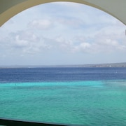 Oceanscape Bonaire - - Oceanfront Condo With Incredible View
