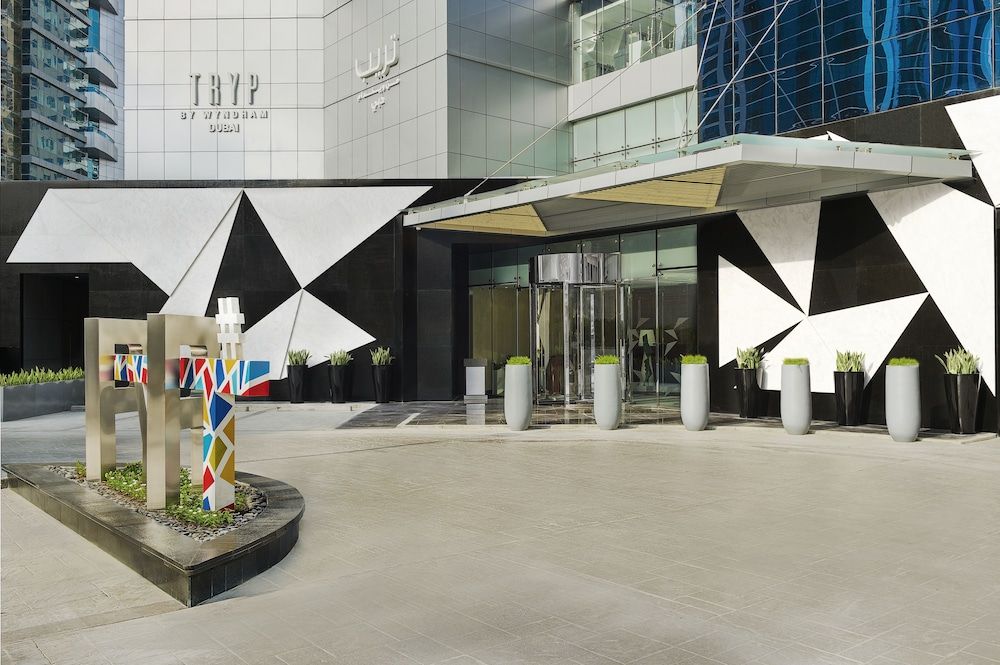 Front of Property, TRYP by Wyndham Dubai