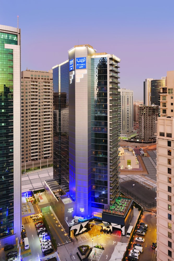View from Property, TRYP by Wyndham Dubai