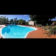 Pretty Small Detached Bungalow With sea 150m Pool