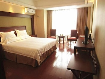 Greentree Inn Beijing Hotel Lin Cui Road Business