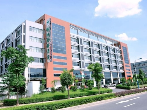GreenTree Inn Changzhou Dinosaur City Qingyang North Road Business Hotel