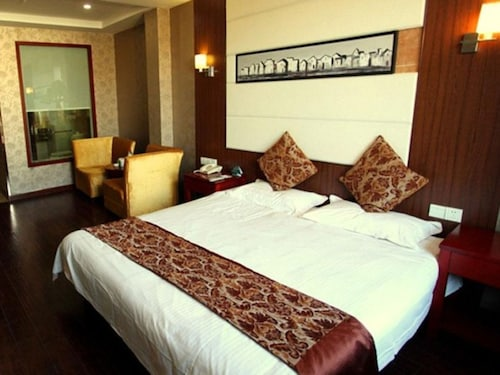 GreenTree Inn Bozhou Qiaocheng District Yaodu Road Hotel