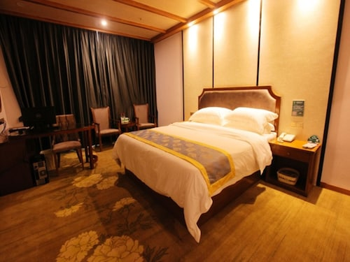 GreenTree Inn BoZhou Qiaocheng District Yidu International Hotel