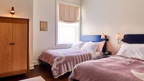 Frette Italian sheets, premium bedding, blackout drapes