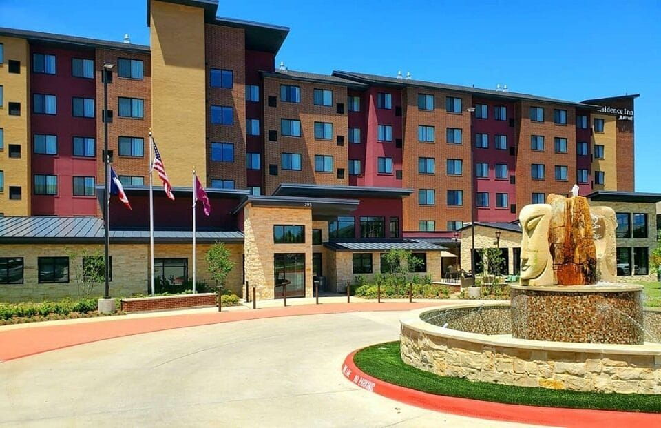 Front of Property, Residence Inn by Marriott Dallas Allen/Fairview