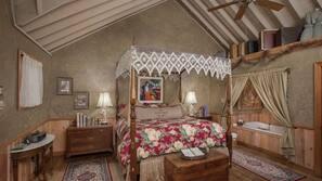 이집트산 면 시트, 고급 침구, 오리/거위털 이불, 메모리폼 소재 침대