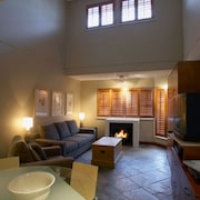 Ski/ IN -ski /out 'glacier Lodge' 2 Bedroom Condo in Whistler's Upper Village