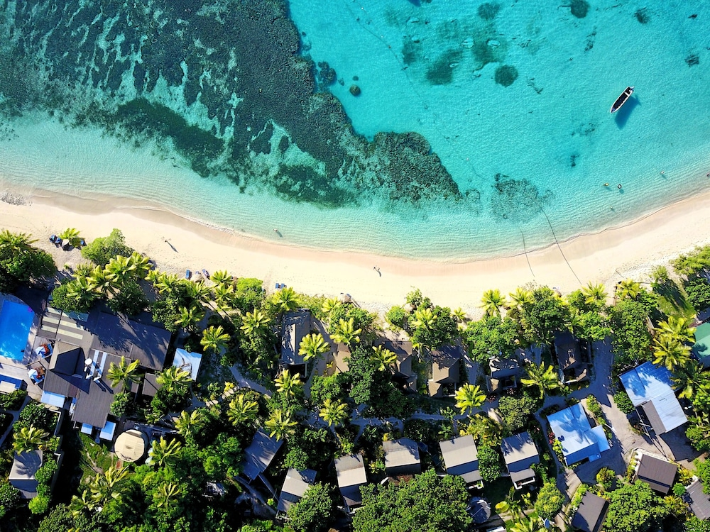 Aerial View, Blue Lagoon Beach Resort