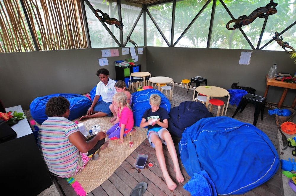 Children's Play Area - Indoor, Blue Lagoon Beach Resort