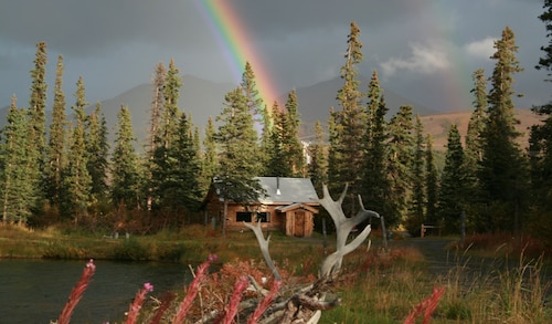 Great Place to stay Adventure Denali / Fish Denali Maggie's Cabin near Cantwell