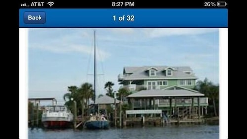 Check Expedia for Availability of Immaculate Waterfront Property 5 mi. To Kemah Tropical Paradise Boat Jet Ski Fis