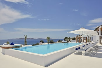 Katikies Mykonos - The Leading Hotels Of The World