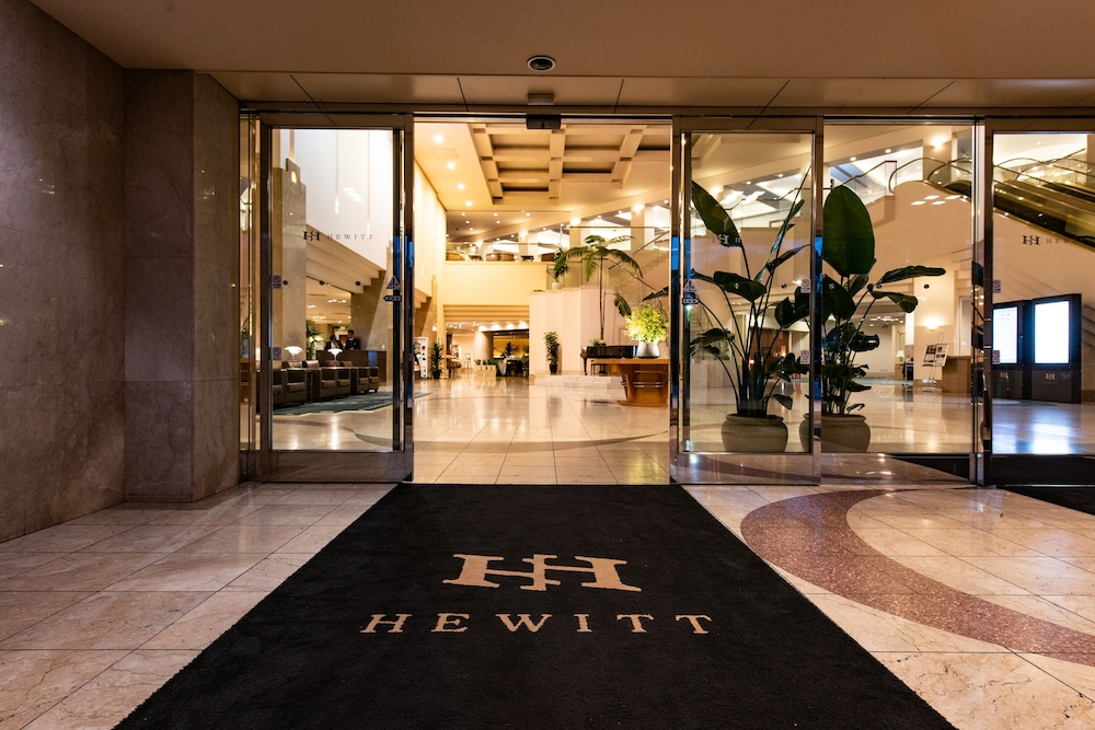 Interior Entrance, Hotel Hewitt Koshien