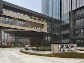 Four Points By Sheraton Changsha, Meixi Lake