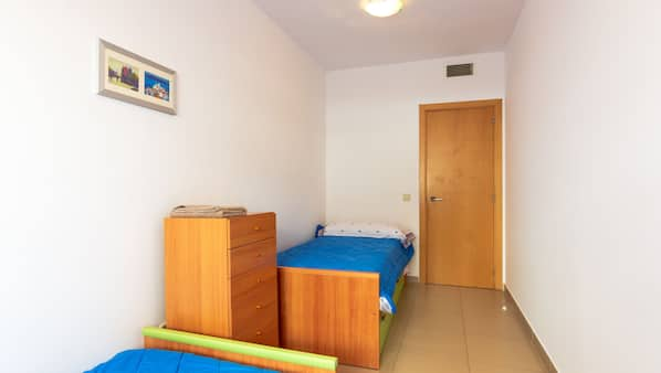 2 chambres, Wi-Fi, draps fournis