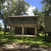 Luxury Suwannee River Vacation Rental: Family-friendly