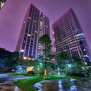 HeeFun Apartment Hotel GZ Lida Plaza