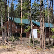 Elk Crossings Cabin Rental