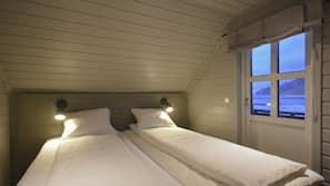 3 chambres, rideaux occultants, Wi-Fi gratuit, draps fournis