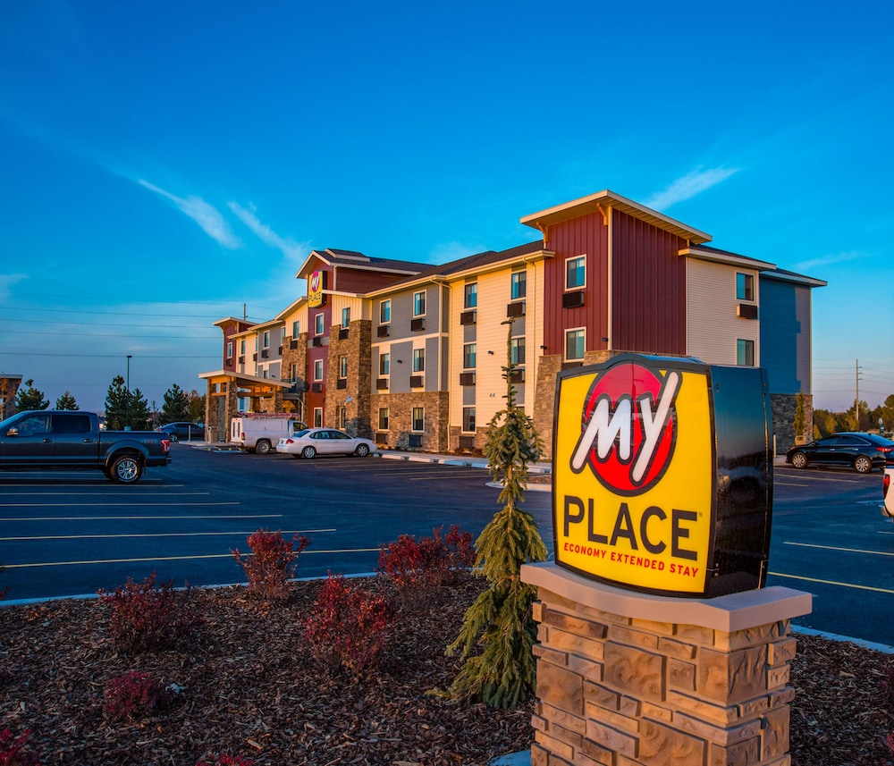 My Place Hotel-Twin Falls ID: 2019 Room Prices $79, Deals