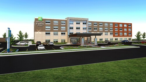 Great Place to stay Holiday Inn Express & Suites Okemos - University Area near Okemos