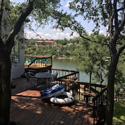 Breathtaking Lakefront Home on Lake Marble Falls, LBJ