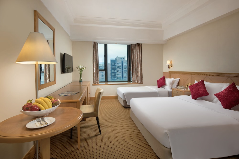 Room, Ramada by Wyndham Hong Kong Grand View