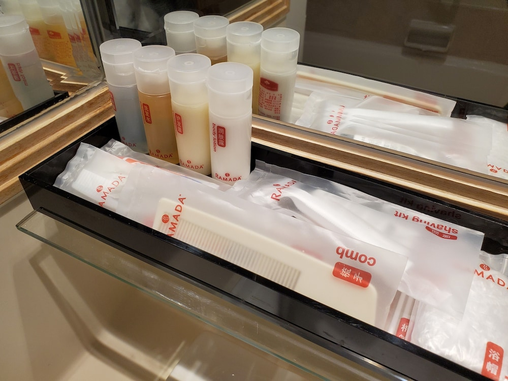 Bathroom Amenities, Ramada by Wyndham Hong Kong Grand View
