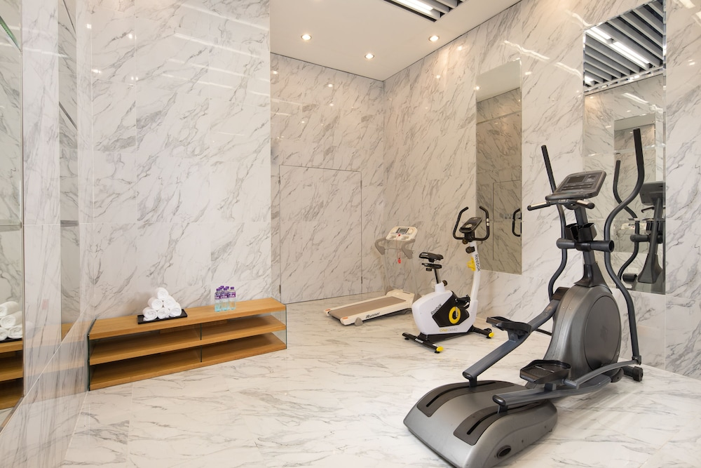 Gym, Ramada by Wyndham Hong Kong Grand View