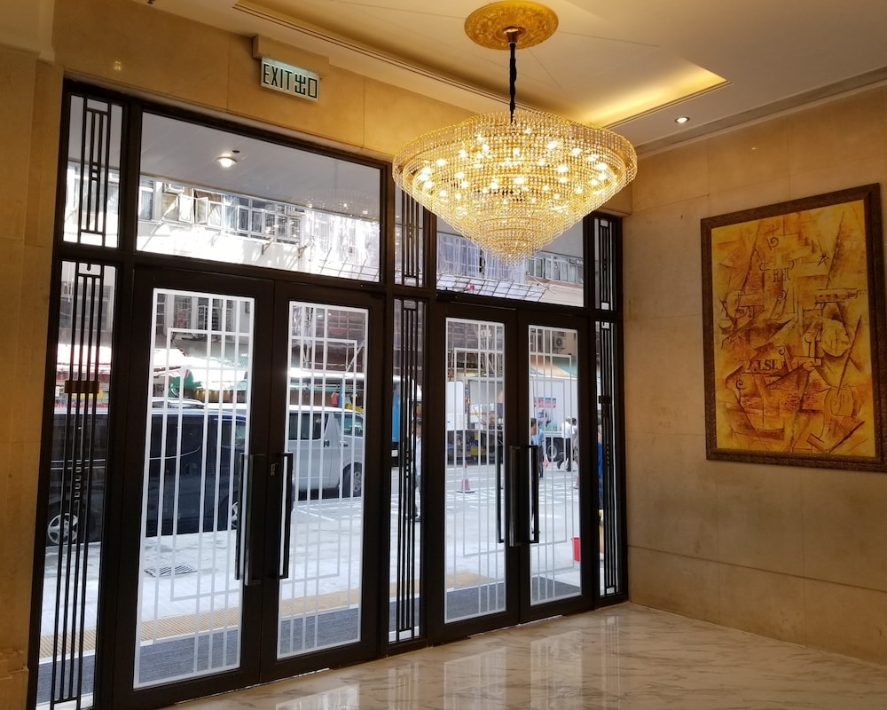 Interior Entrance, Ramada by Wyndham Hong Kong Grand View