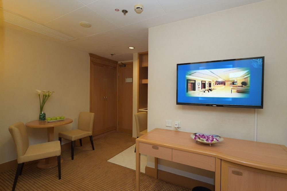 Living Area, Ramada by Wyndham Hong Kong Grand View