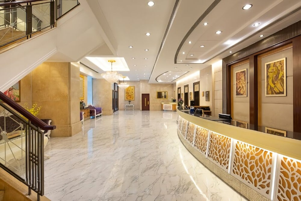 Reception, Ramada by Wyndham Hong Kong Grand View