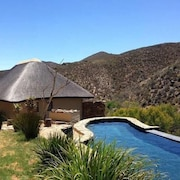 White Lion Lodge on the Sanbona Wildlife Reserve