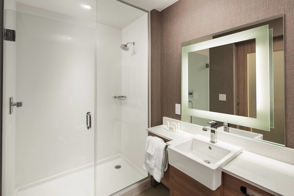 Bathroom, SpringHill Suites by Marriott New Orleans Downtown/Canal Street