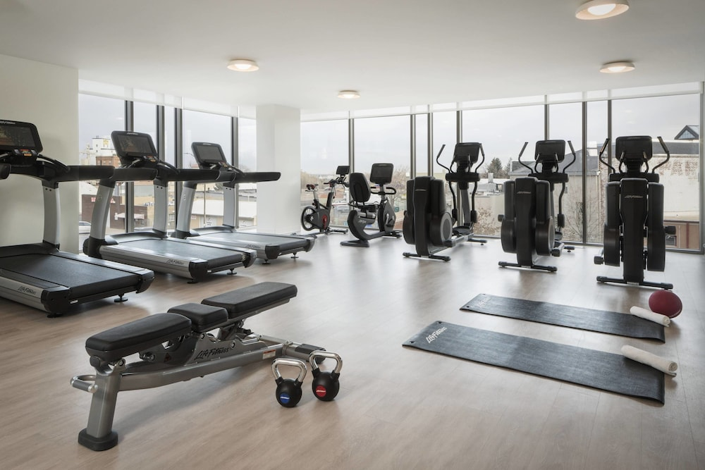 Fitness Facility, The Elizabeth Hotel, Autograph Collection