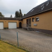 Apartment for 1 - 4 People in the Beautiful Weserbergland With Garage and W Lan