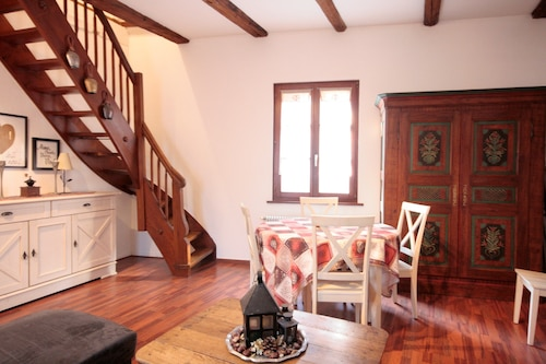 3 Room Apartment for 2 to 6 People in the Heart of the City Center of Colmar