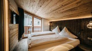 Hochwertige Bettwaren, Daunenbettdecken, individuell eingerichtet