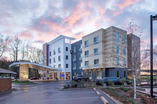 Fairfield Inn & Suites by Marriott Eugene East/Springfield
