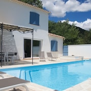Last Minute- New Villa With Private Pool, 10 Persons
