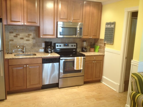 NJ TAX Exempt! 1st Property Off Boardwlk! 100% New 2br, 2BA Behind OC Water Park