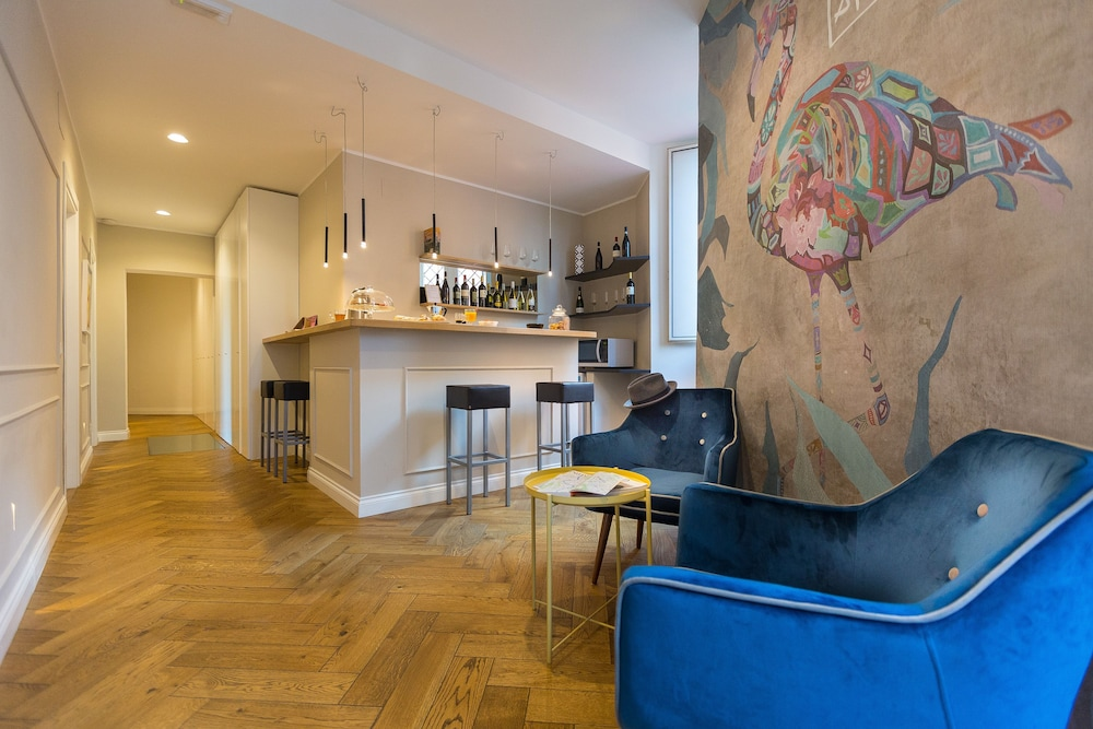 Featured Image, Palazzo Baj Guest House in Trastevere