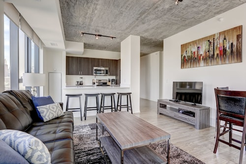 Check Expedia for Availability of Stay Alfred Apartments on Wabash