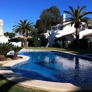 Apartment in Denia, 100 m From the Sea, Beach Las Marinas. Wifi