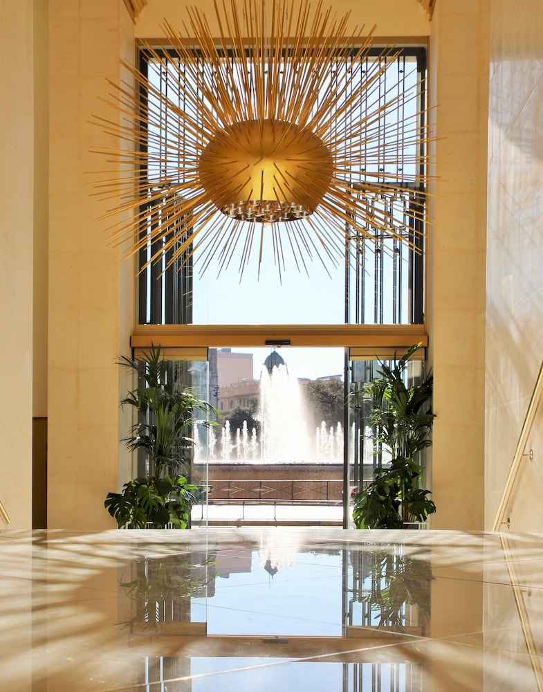 Interior Entrance, Iberostar Selection Paseo de Gracia