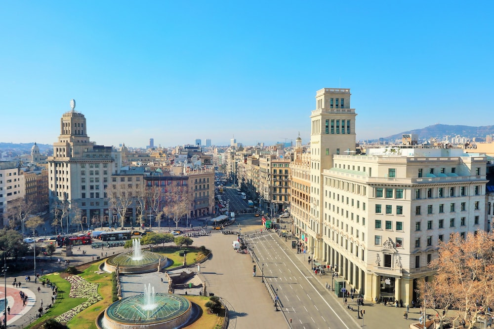 View from Property, Iberostar Selection Paseo de Gracia