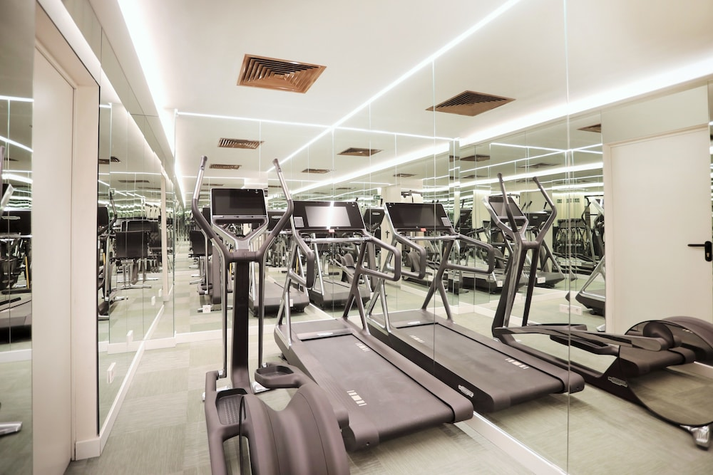 Gym, Iberostar Selection Paseo de Gracia