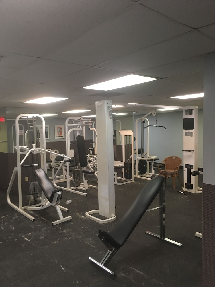 Gym, Historic Hollywood Beach Resort